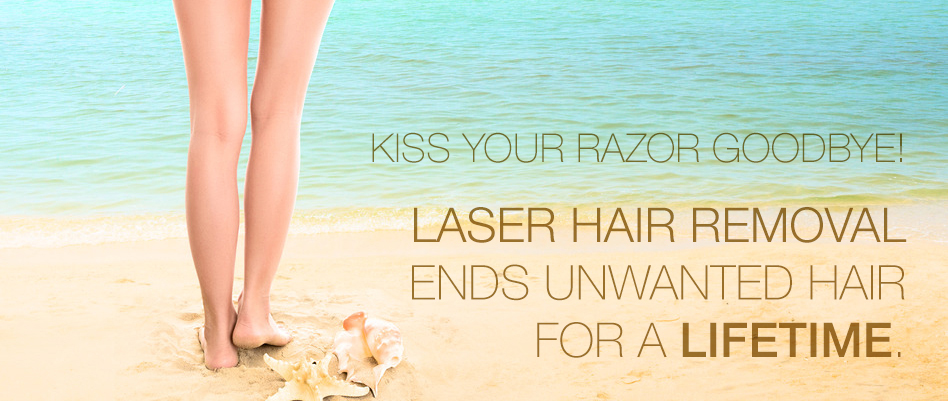 Laser Hair Removal Treatment in Gainesville, FL