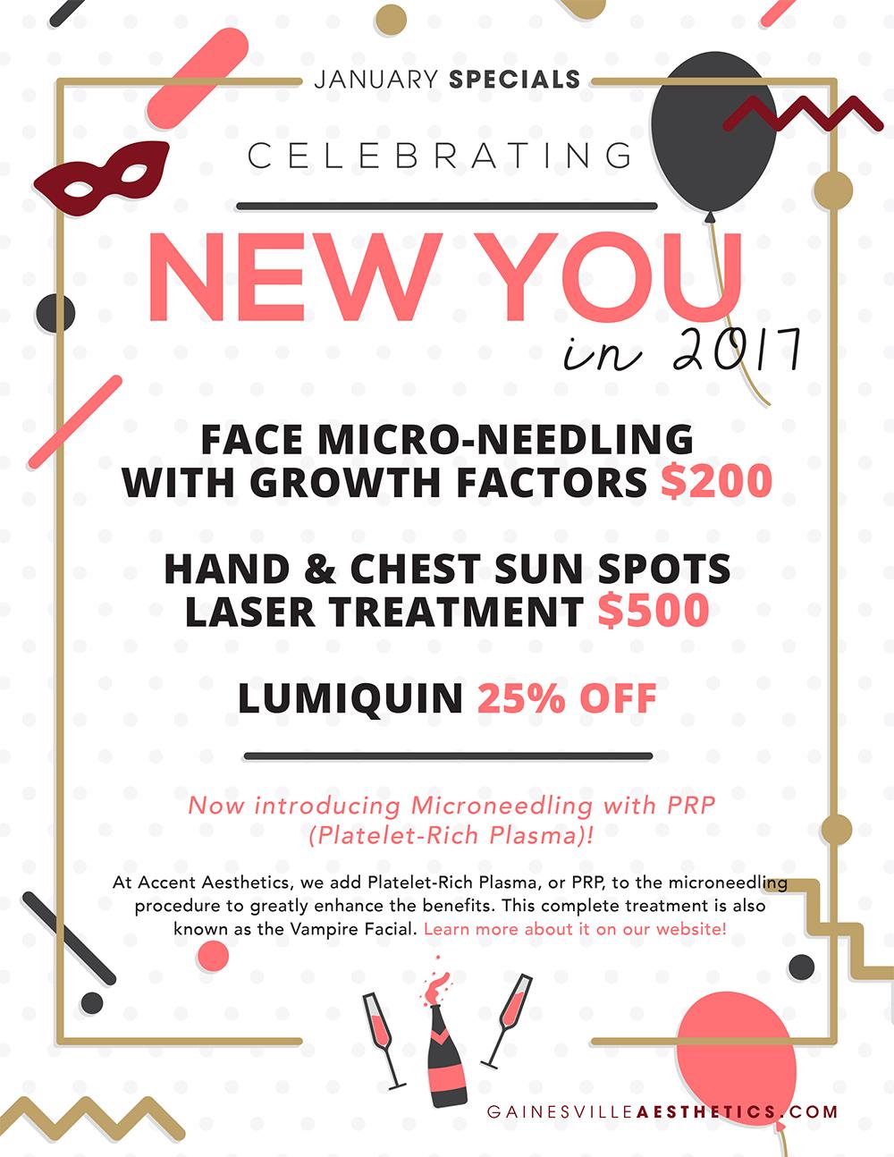 Celebrate New You in 2017!