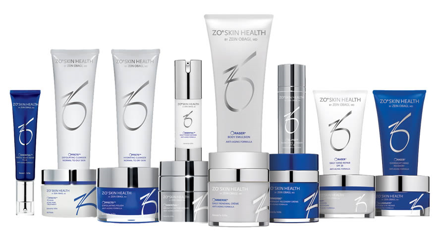ZO Skin Health, Inc. Products in Gainesville Florida