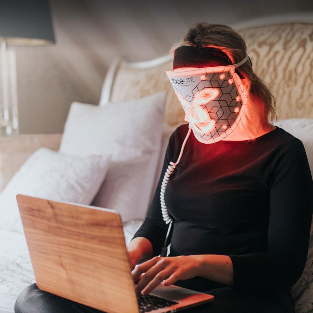 faceLITE LED Face Mask in Gainesville, FL